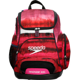 speedo Teamster Backpack 35l Tie Dye Pink